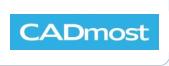 Logo firmy Cadmost